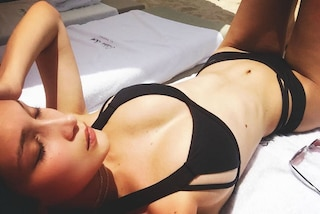 Bella Hadid è sempre più hot, a 19 anni è la nuova star dei social