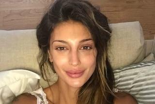Cristina Buccino senza trucco: i selfie al naturale della showgirl