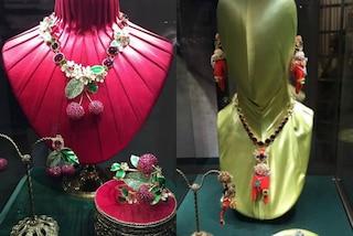 L'Alta gioielleria Dolce&Gabbana arriva a Napoli: l'esposizione a Villa Pignatelli