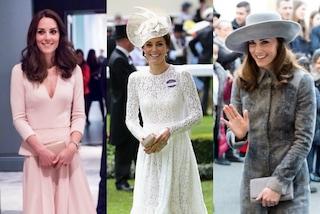Kate Middleton cambia stile: dice addio al low-cost e sfoggia abiti griffati