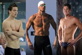 Spalle larghe e addominali scolpiti: i nuotatori più sexy delle Olimpiadi di Rio 2016