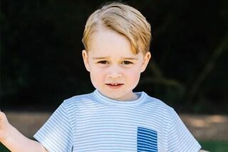 Il principino George compie 3 anni: auguri alla piccola icona di stile