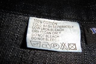 Significato dei simboli di lavaggio: mini guida per non rovinare gli indumenti