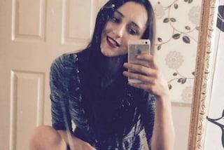 Il cancro le ha rovinato i piedi: Terri a soli 18 anni non può indossare le scarpe