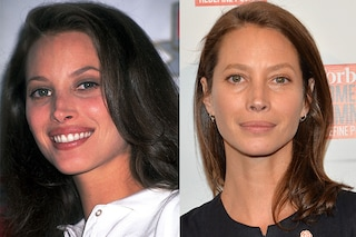 Le supermodelle 20 anni dopo: Christy Turlington