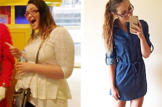 Perde 40 kg per avere un figlio, la trasformazione di Robyn