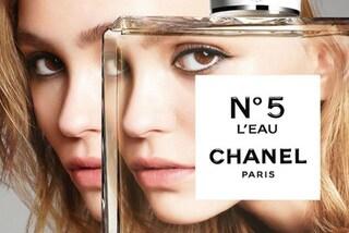 Chanel N. 5 l'Eau, la trasformazione dell'iconico profumo