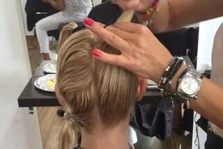 Quattro ciocche con il gel: il modo più assurdo per tagliare i capelli