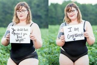 """""""Non dovete essere belle"""": il progetto che invita le donne ad amare le proprie insicurezze"""