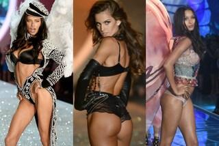 Squat e boxe: le modelle Victoria's Secret rivelano i segreti per avere un lato b perfetto