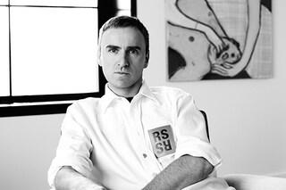 Raf Simons da Calvin Klein, è ufficiale