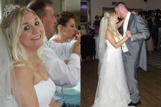 Il marito la tradisce, lei mette in vendita l'abito da sposa: così pagherà il divorzio