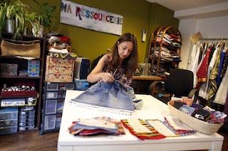Come riciclare vecchi vestiti per riutilizzarli