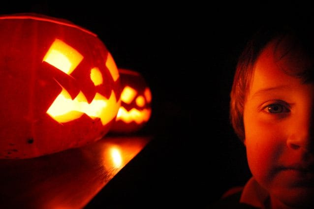 Zucca Di Halloween Paurose.Decorazioni Di Halloween Fai Da Te 8 Idee Originali