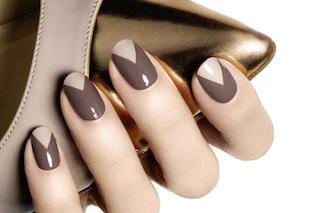 Le unghie della settimana: triangle nails