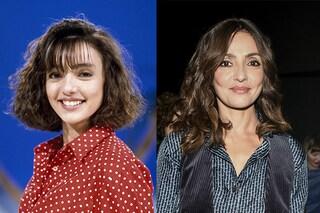 """L'evoluzione di stile di Ambra Angiolini: da """"Non è la Rai"""" ad oggi"""