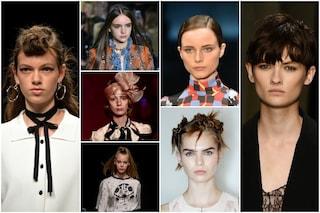 Milano Fashion Week: 7 acconciature originali da copiare