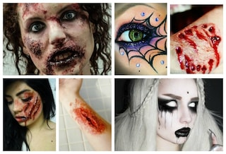 Trucco Halloween 2016: le idee per il make up