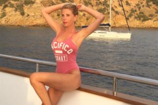 """""""Per dimagrire fate figli"""": Alessia Marcuzzi rivela il suo segreto per un corpo perfetto"""