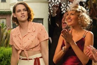 "Blake Lively diva anni '30, Kristen Stewart in versione Lolita: i look di ""Café Society"""
