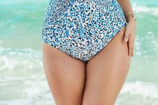 Gambe da sirena: le curvy combattono così sui social l'estrema magrezza