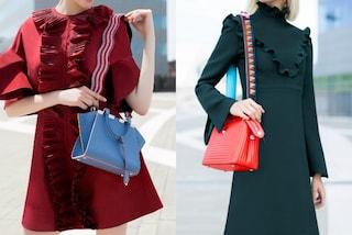 Onde, borchie e colori: le tracolle intercambiabili per le borse sono il must autunnale