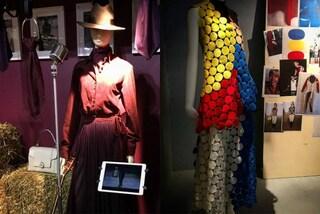 La creatività degli stilisti italiani in mostra alla Milano Fashion Week