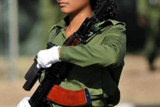 Shu Xin, è lei la soldatessa più bella del mondo