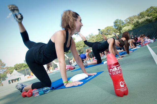 esercizi per snellire gambe e polpacci