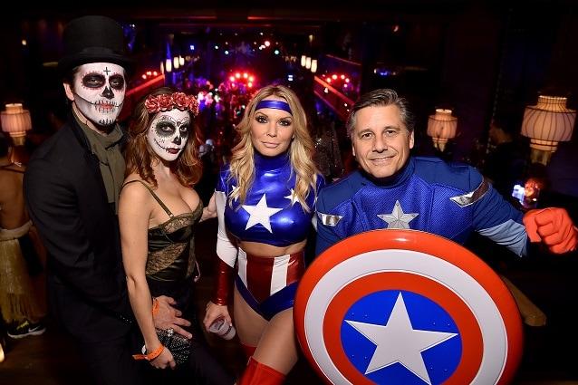 Costumi di Halloween di coppia  idee originali e travestimenti . f1579e02410e