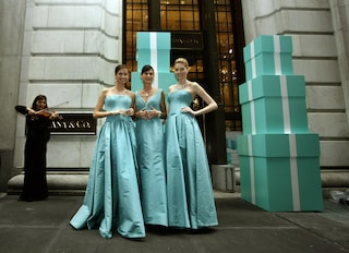Azzurro Tiffany: idee per abbinare quel che chiamano verde tiffany