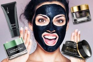 Maschera nera per eliminare i punti neri: i segreti e la ricetta fai da te