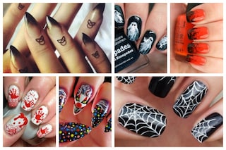 Le nail art di Halloween 2016: 10 idee da copiare