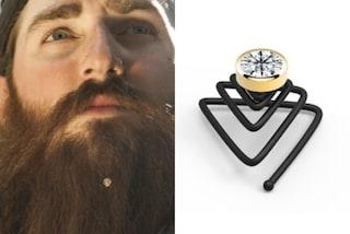 Gioielli per la barba: gli accessori per veri hipster
