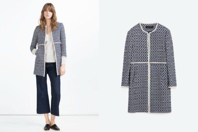 new concept 30971 b0a8d ThatCoat: il cappotto di Zara che spopola tra le londinesi