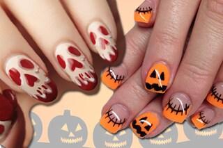 Unghie di Halloween: idee e nail art da copiare (FOTO)