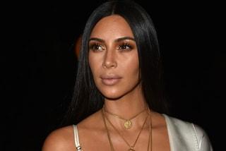 Kim Kardashian scomparsa dai social, dopo la rapina il silenzio sul web