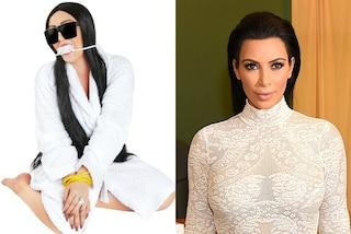 Kim Kardashian rapinata: il controverso costume di Halloween venduto online