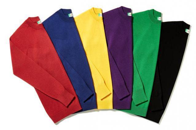 l'ultimo 86759 c55ea Arriva il primo maglione senza cuciture firmato Benetton
