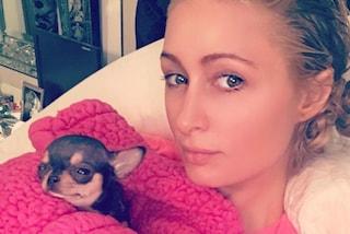 Paris Hilton senza trucco sui social: l'ereditiera ha sempre un viso perfetto