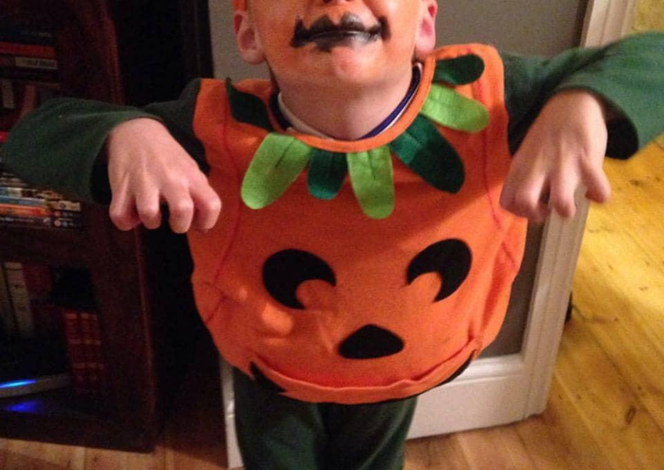 Costumi di Halloween fai da te per bambini  idee originali e facili ... 60ab9812b79