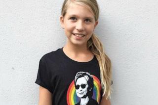 """""""Lotterò per te"""": la bimba di 10 anni scrive una lettera alla Clinton dopo la sconfitta"""