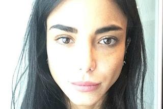 """Senza trucco senza inganno"": Chiara Biasi mostra il volto al naturale"