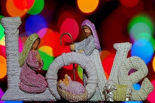 Come fare il presepe all'uncinetto