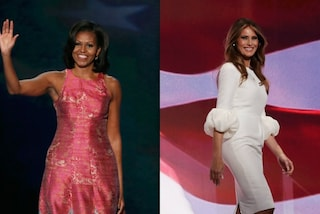 Michelle Obama Vs. Melania Trump: lo stile da First Lady a confronto