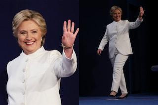 Il tailleur di Hillary Clinton sold out dopo la sconfitta alle presidenziali USA
