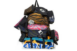 All'asta gli zaini Eastpak firmati Kenzo e Vetements