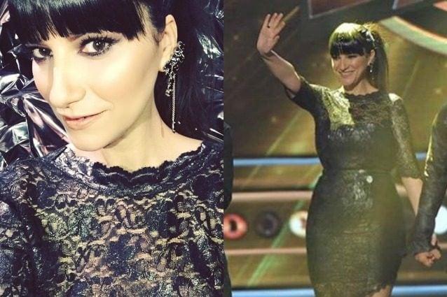 Nuovo taglio di capelli per Laura Pausini  la cantante sceglie la ... 314ccd484309