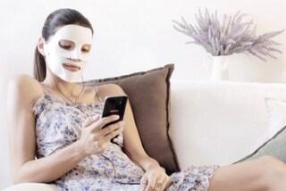 Play Skin, la maschera di bellezza collegata allo smartphone