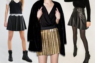 Minigonna, il capo must have per l'inverno 2016: come sceglierla e come indossarla